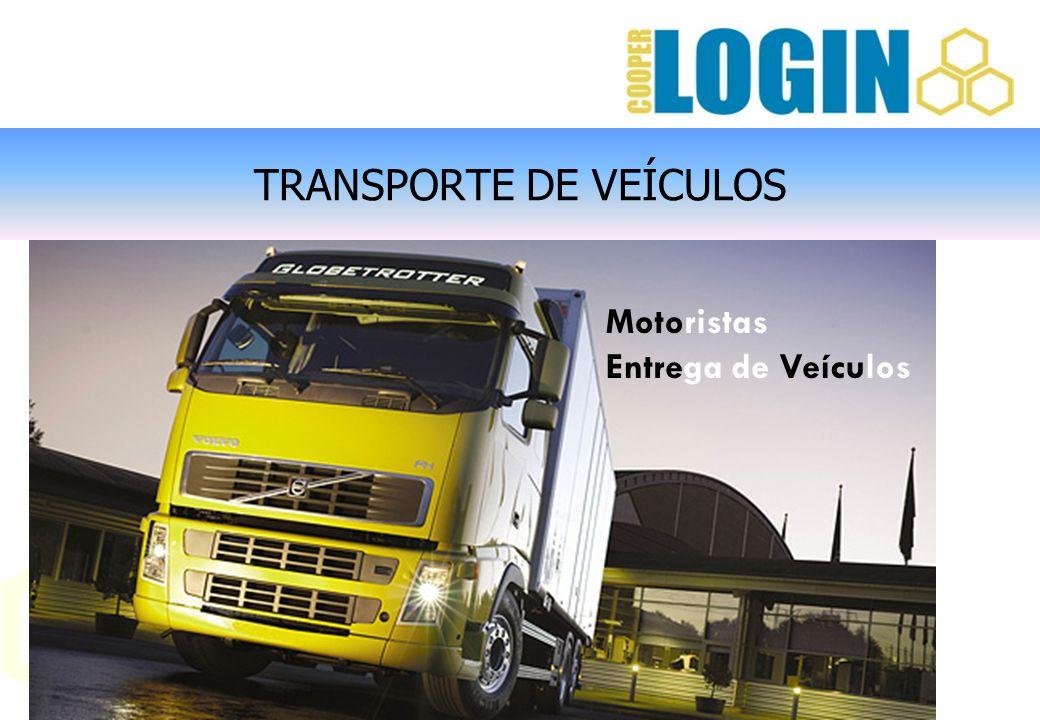 TRANSPORTE DE VEÍCULOS Motoristas Entrega de Veículos