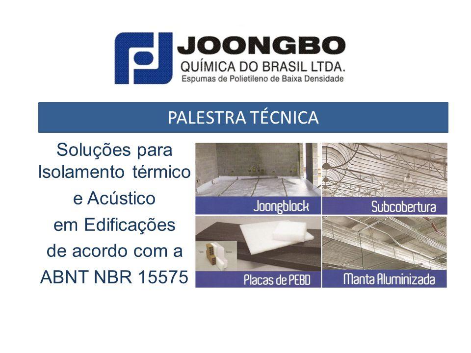 CONHECENDO a A NBR 15575 Publicação: maio de 2008 Objetivo: traduzir tecnicamente as necessidades dos usuários brasileiros de imóveis Definição de requisitos mínimos (qualitativo), critérios (quantitativos ou premissas) e métodos de avaliação.