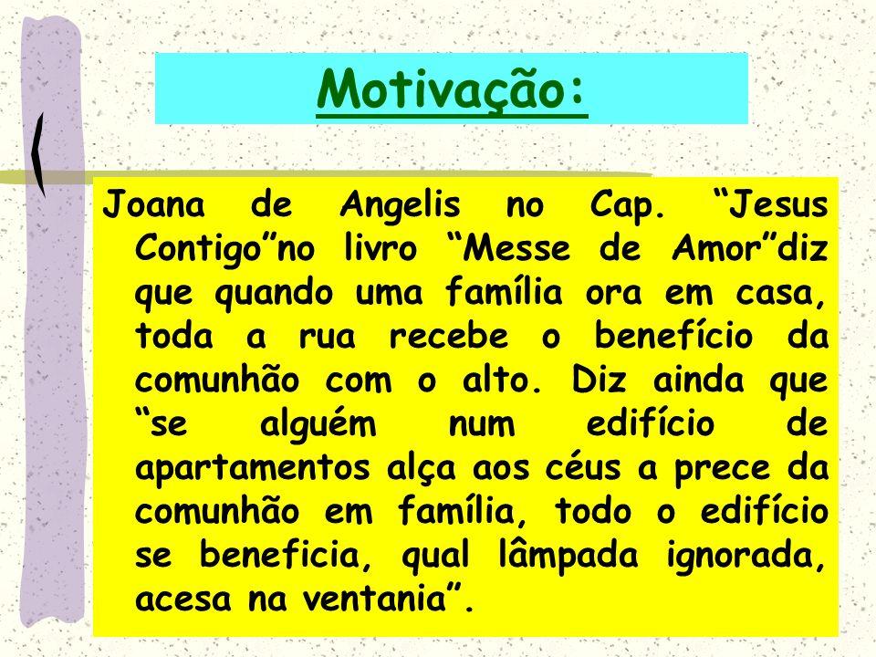 Joana de Angelis no Cap.