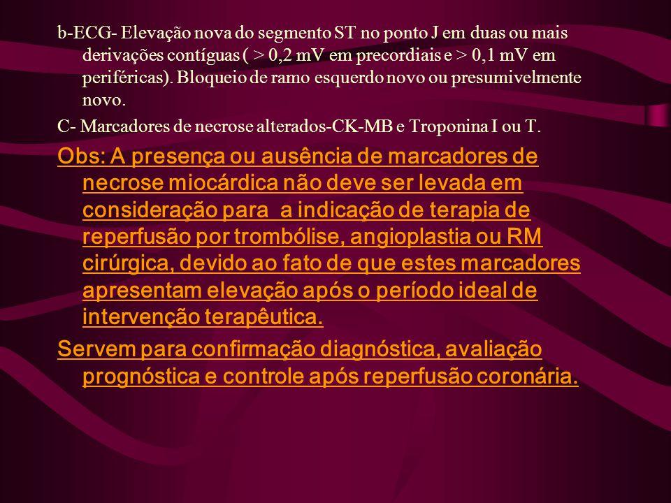 Abordagem Inicial: 1-Anamnese breve e direcionada para identificação de candidatos à terapia de reperfusão e possível contra indicação à trombólise.