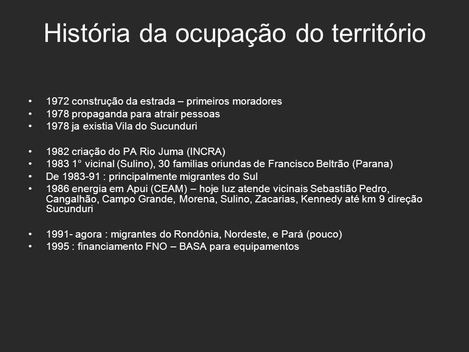 ZONEAMENTO ECOLÓGICO ECONÔMICO DO MUNICIPIO DE APUI (atualizado fevereiro 2007)