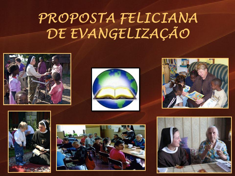 Ao discernirmos sobre a resposta aos convites de novos locais nós damos prioridade à evangelização.