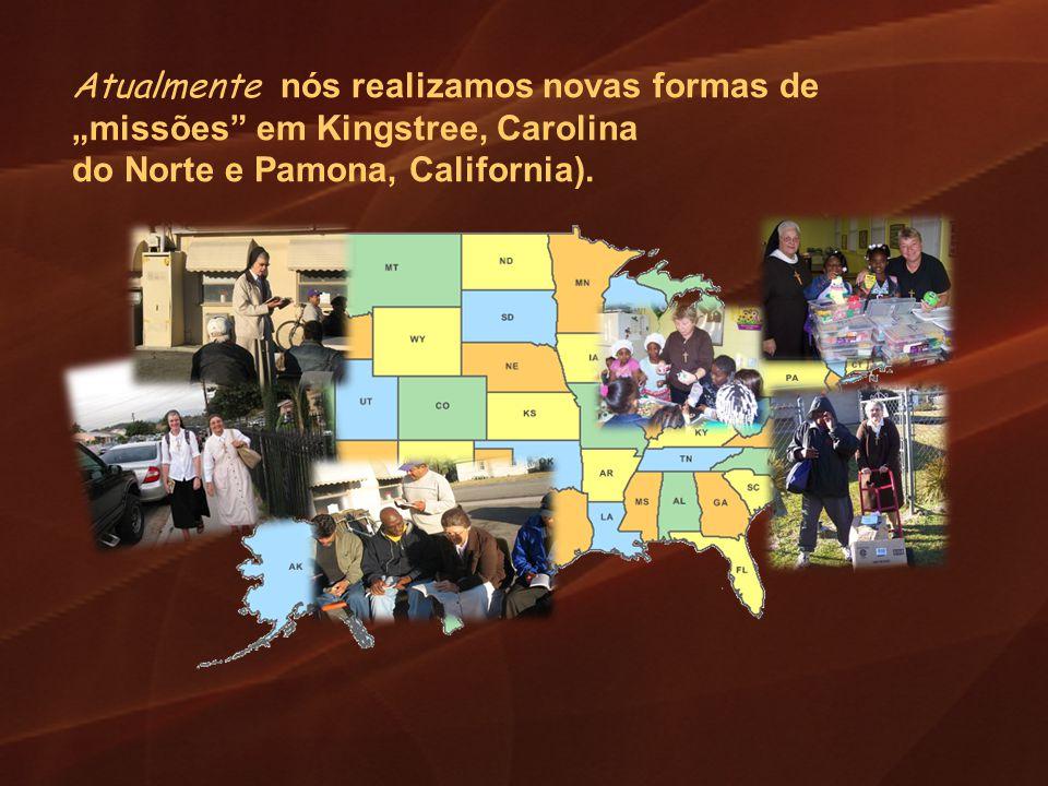 Atualmente nós realizamos novas formas demissões em Kingstree, Carolina do Norte e Pamona, California).