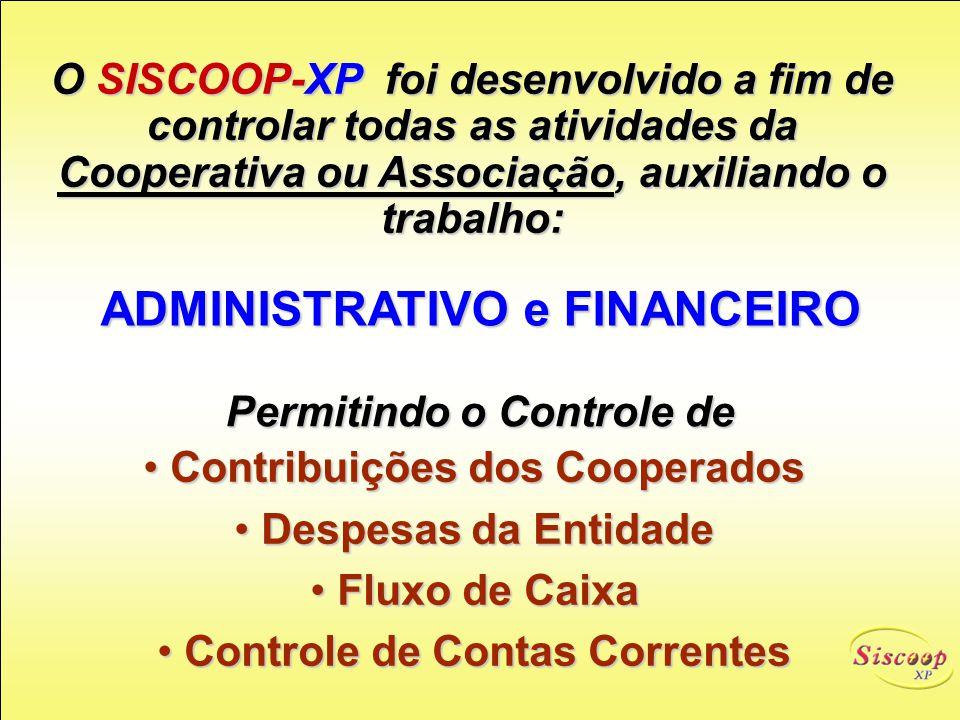Sistema Para Controle de Cooperativas Transporte Alternativo Serviços Táxi