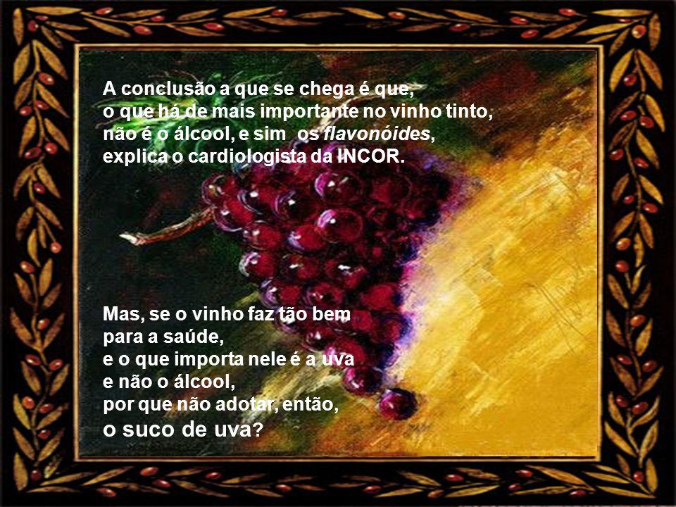 Para entender esse mistério, é preciso conhecer dois elementos de nomes estranhos, contidos no vinho tinto: o resveratrol e os flavonóides. O resverat