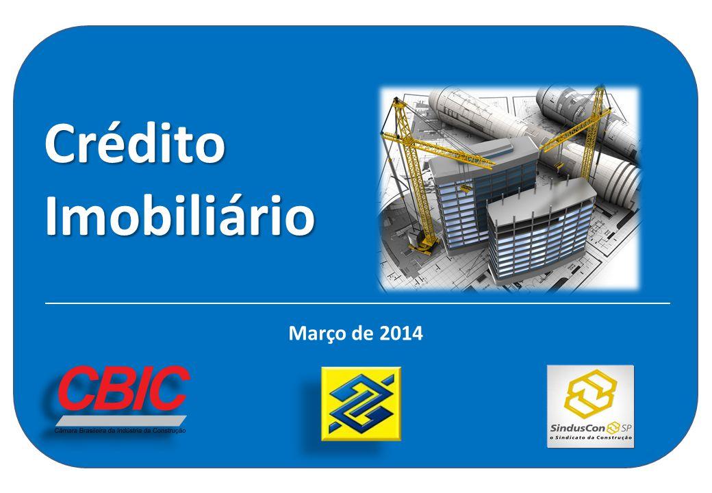 CréditoImobiliário Março de 2014