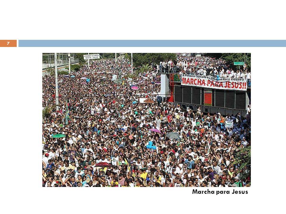 7 Marcha para Jesus