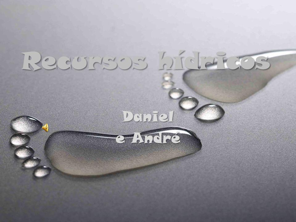 Recursos hídricos Daniel e André