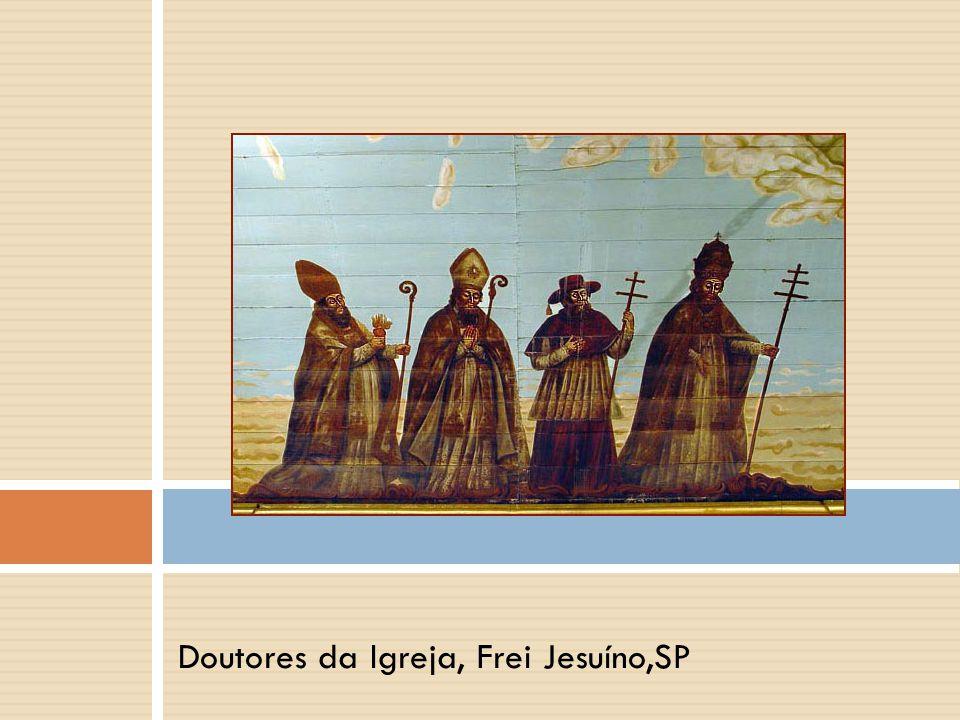 Doutores da Igreja, Frei Jesuíno,SP