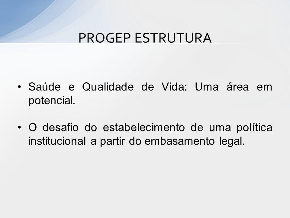 COORDENAÇÃO DE POLÍTICAS DE PESSOALCOORDENAÇÃO DE POLÍTICAS DE PESSOAL Coordenadora: Mogana Riva PROGEP ESTRUTURA