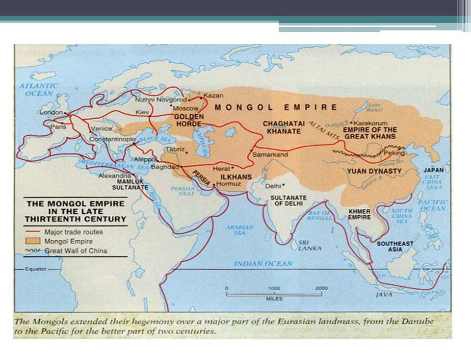 Sistema-Mundo moderno: origens...