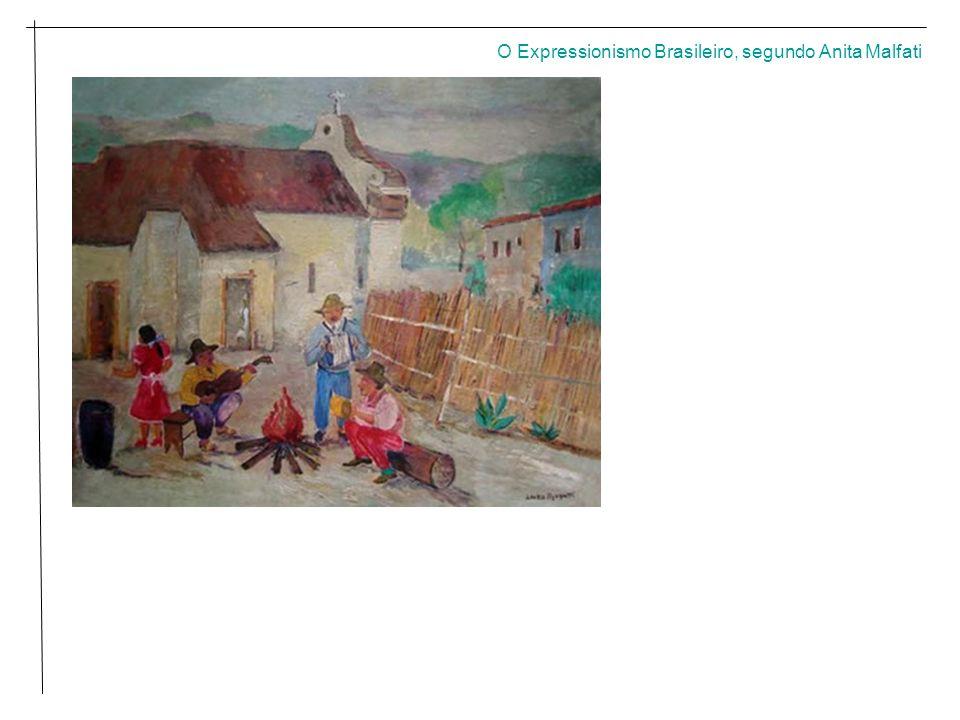 O Expressionismo Brasileiro, segundo Anita Malfati