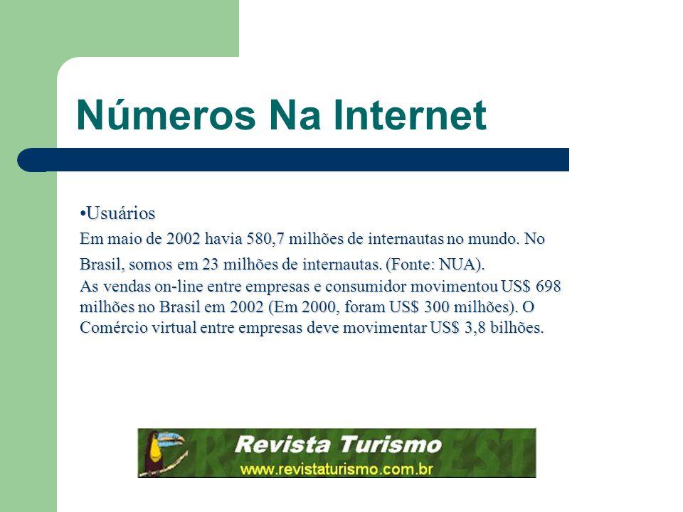 Por Que Anunciar Na Internet? Aumento de credibilidade e popularização da Internet. Conexão grátis em diversas capitais brasileiras e tendência de exp
