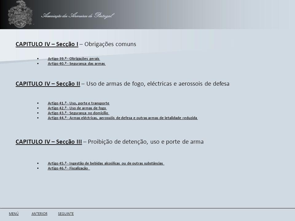 Associação dos Armeiros de Portugal Artigo 95.º A - Detenção e prisão preventiva ANTERIORSEGUINTE (Revogado pela Lei n.º 26/2010, de 30/10.) Contém as alterações introduzidas pelos seguintes diplomas: Lei n.º 26/2010, de 30 de Agosto MENÚ