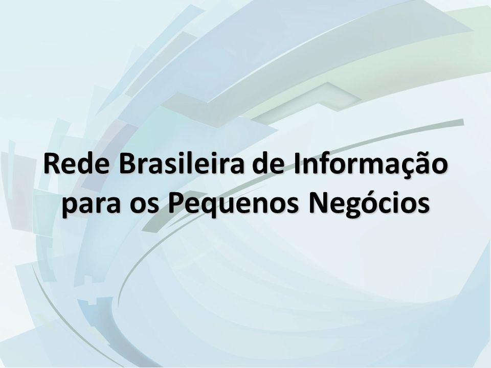 Rede Brasileira de Informação para os Pequenos Negócios