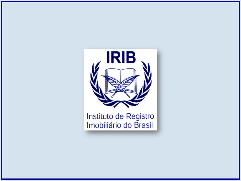 Eduardo Augusto Diretor de Assuntos Agrários do Irib Registrador Imobiliário em Conchas-SP http://eduardoaugusto-irib.blogspot.com/ Rio de Janeiro, 28 de novembro de 2013.