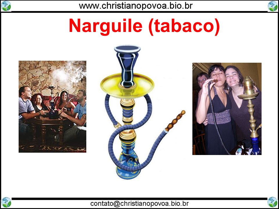 Narguile (tabaco)