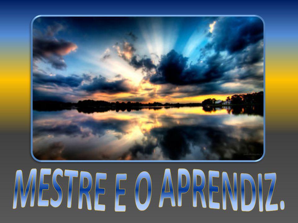 Compreendendo, por fim, que somente pelo trabalho incessante no bem poderia orar em perfeita comunhão com a Bondade de Deus.
