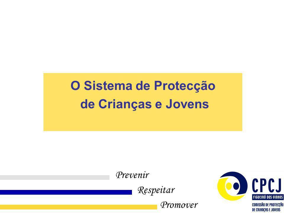 Prevenir Respeitar Promover O Sistema de Protecção de Crianças e Jovens