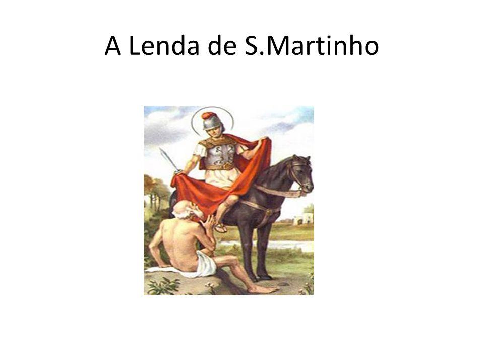 A Lenda de S.Martinho