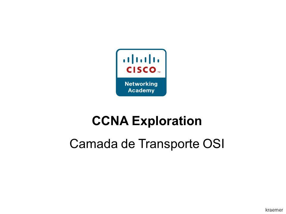 kraemer CCNA Exploration Camada de Transporte OSI