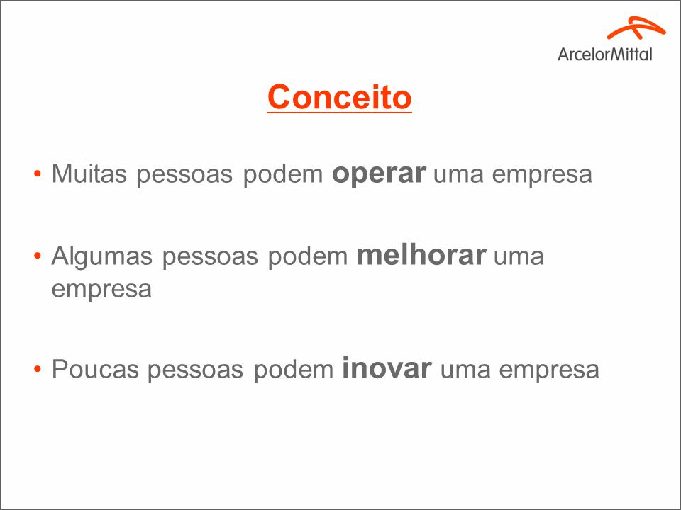 QUESTÕES 1) 05 COISAS QUE A EMPRESA NÃO FAZ E DEVERIA FAZER...