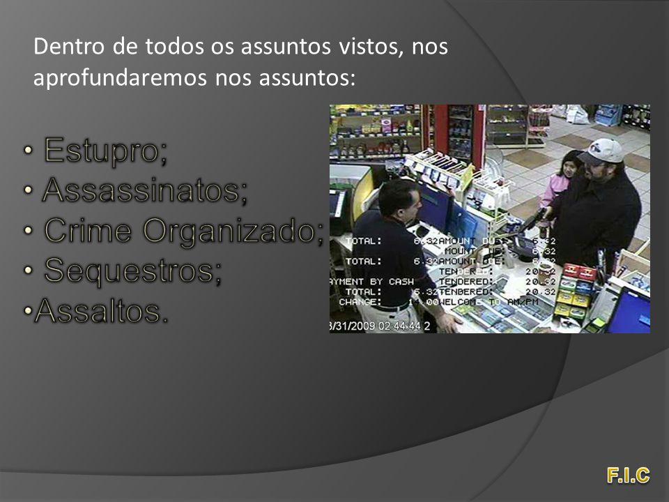 Nas grandes cidades como São Paulo e Rio de Janeiro, os assaltos são sucessivos.