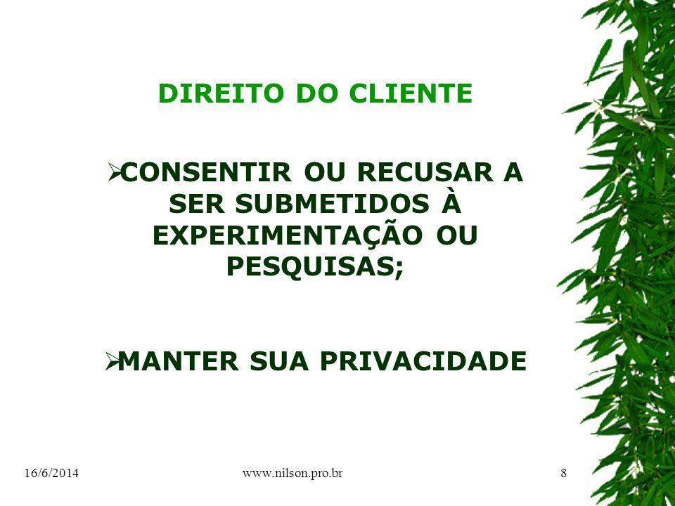 CRIMES CONTRA A HONRA DIFAMAÇÃO- DIVULGAR ENTRE TERCEIROS, DE MODO INTENCIONAL, FATOS QUE OFENDE A HONRA E REPUTAÇÃO DE OUTREM; 16/6/201419www.nilson.pro.br