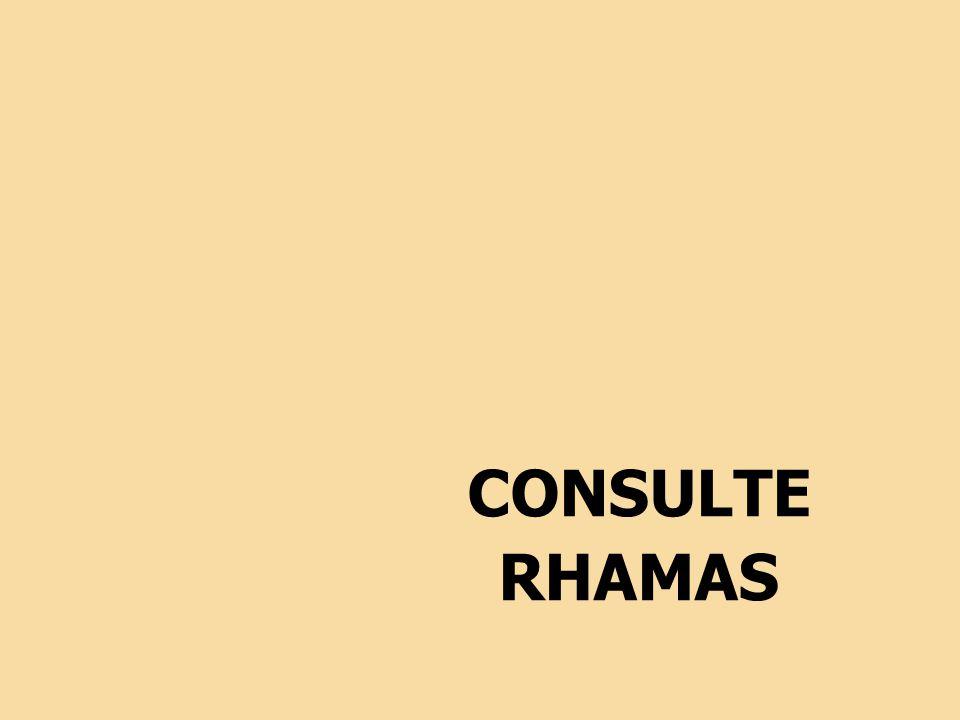 CONSULTE RHAMAS