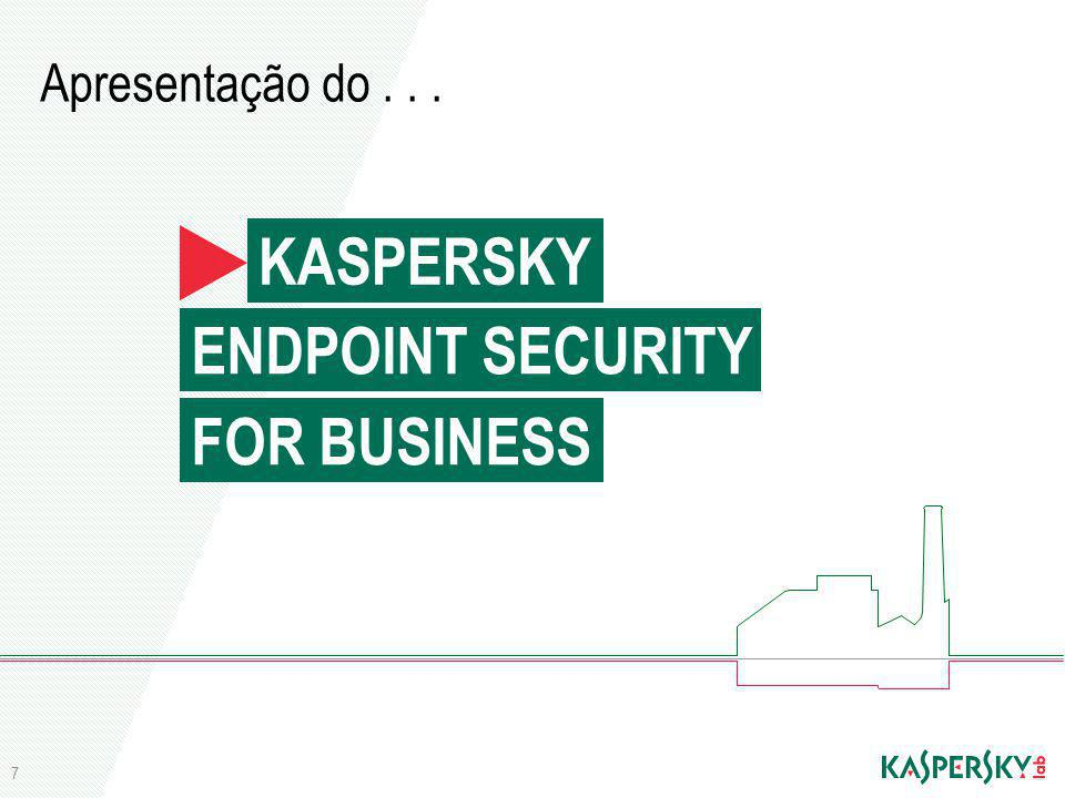 Apresentação do... KASPERSKY ENDPOINT SECURITY FOR BUSINESS 7
