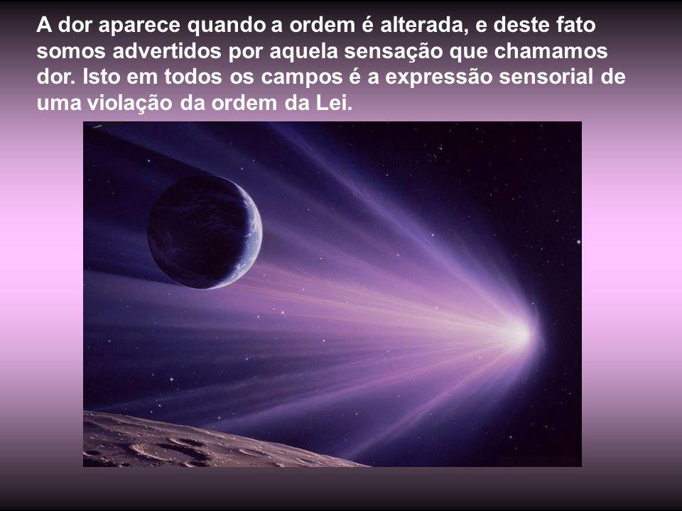 Esta lei pode ser chamada a Lei de Deus, porque exprime o Seu pensa-mento, pensamento que dirige cada fenômeno, em todos os níveis de evolução e plano