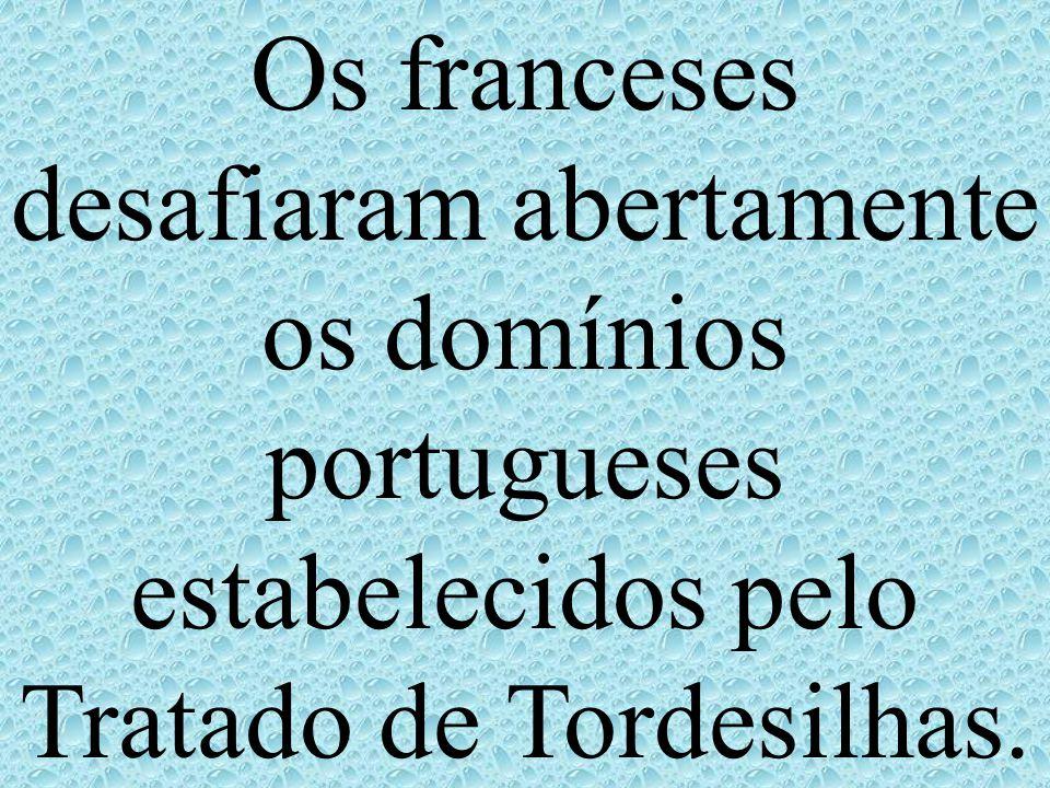 Mem de Sá organizou outra expedição com o auxílio de seu sobrinho, Estácio de Sá (que fundou, ao lado do morro do Pão de Açúcar, a cidade de São Sebastião do Rio de Janeiro).