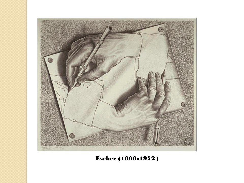 Escher (1898-1972 )