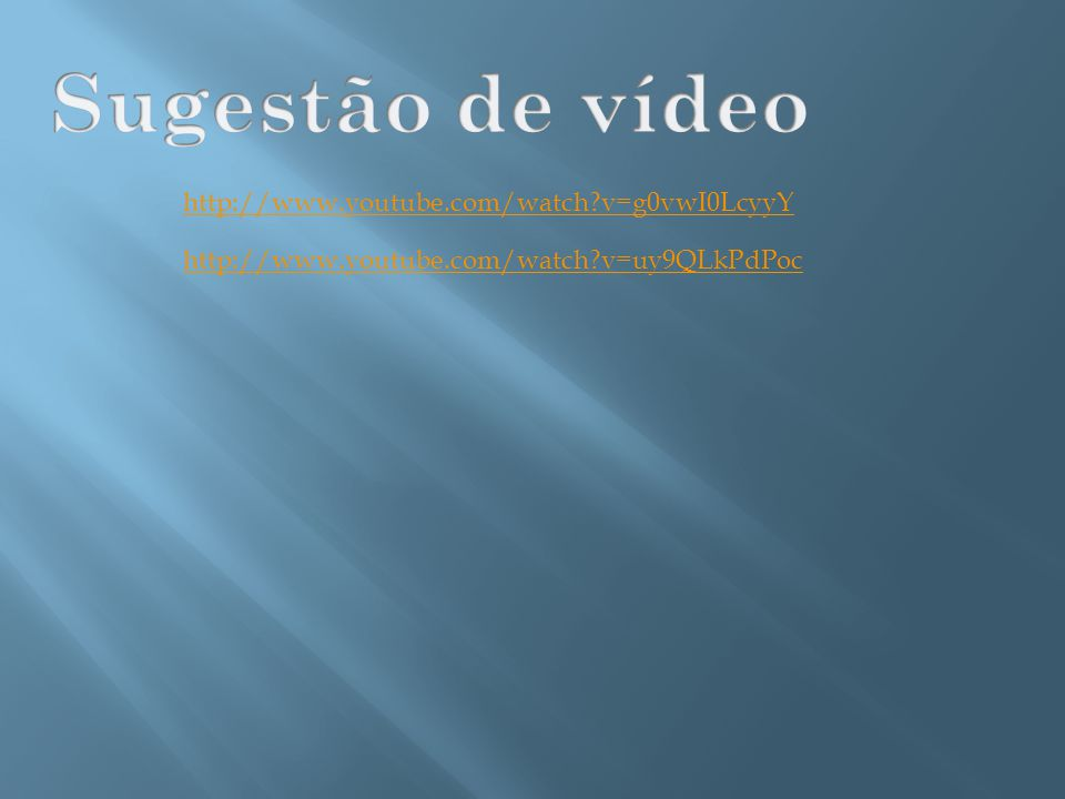 http://www.youtube.com/watch?v=g0vwI0LcyyY http://www.youtube.com/watch?v=uy9QLkPdPoc