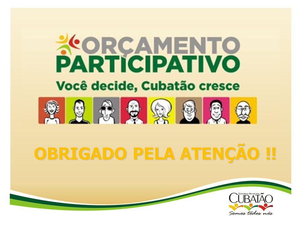 OBRIGADO PELA ATENÇÃO !!
