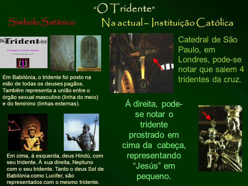 Símbolo Satânico Na actual – Instituição Católica Corsier, bastão da serpente Deusa Atena, com o bastão corsier bastão em forma de serpente na sua mão