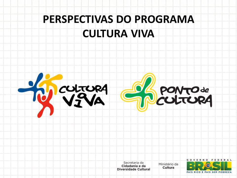 PERSPECTIVAS DO PROGRAMA CULTURA VIVA