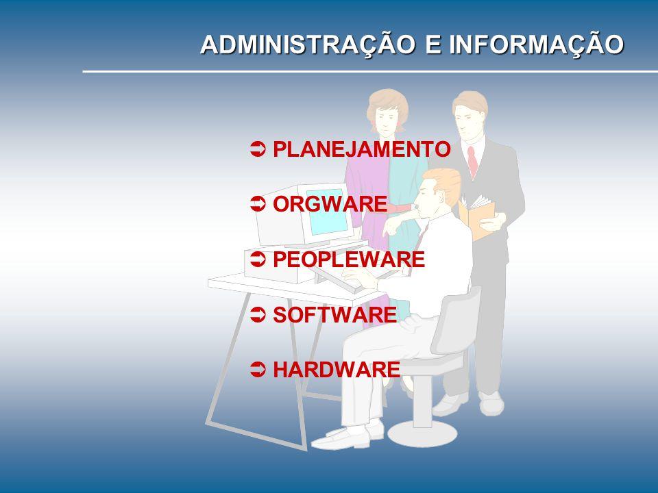 Conjunto de técnicas e ferramentas usadas no planejamento, processamento, controle e na transmissão de informações. ADMINISTRAÇÃO E INFORMAÇÃO TECNOLO