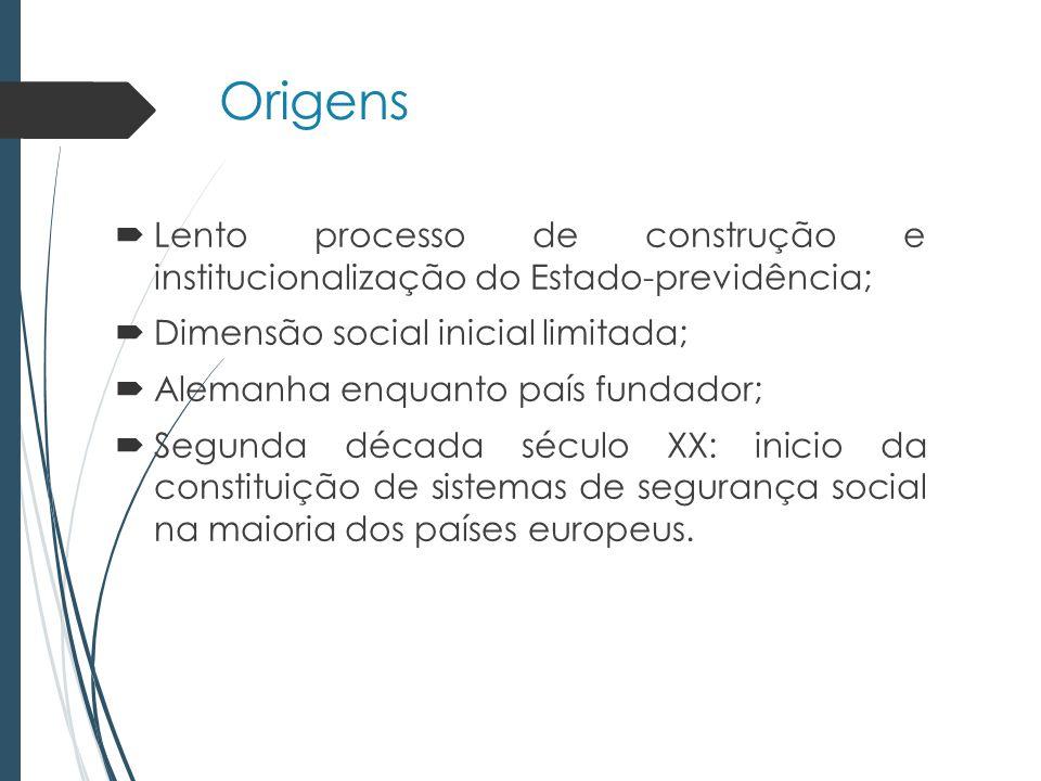 Seguros Obrigatórios Em Portugal, o primeiro sistema de seguros sociais obrigatórios foi instaurado em 1919; A questão da obrigatoriedade transitou, pela primeira vez, do meio académico para o plano político, a propósito dos acidentes de trabalho; Dificuldade de alteração das fronteiras entre público e privado.