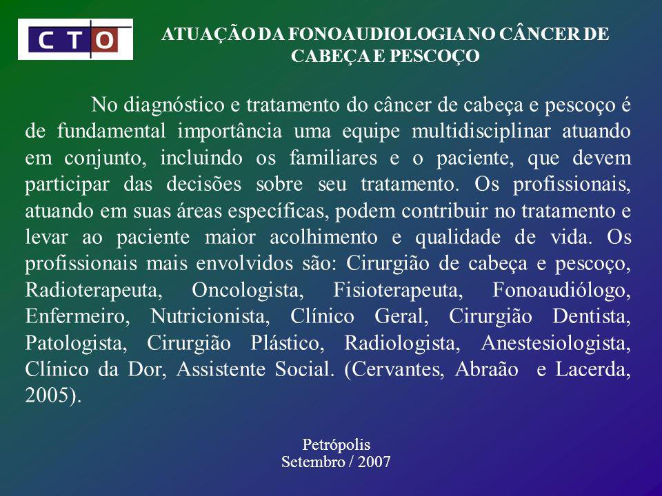BIBLIOGRAFIA ARAUJO, V.J. F. Patologias cirúrgicas das glândulas salivares.