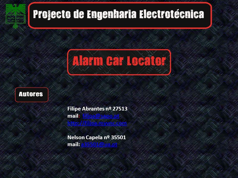 Filipe Abrantes nº 27513 mail: filjoa@sapo.ptfiljoa@sapo.pt http://filjoa.myvnc.com Nelson Capela nº 35501 mail: a35501@ua.pta35501@ua.pt