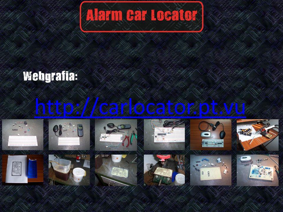 Webgrafia: http://carlocator.pt.vu