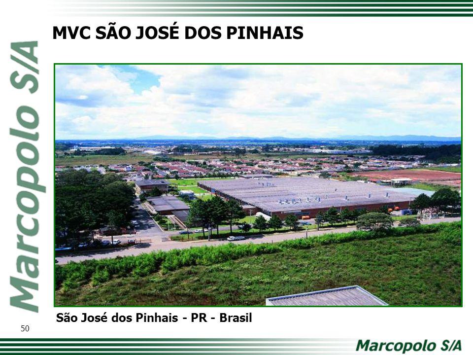 São José dos Pinhais - PR - Brasil MVC SÃO JOSÉ DOS PINHAIS 50