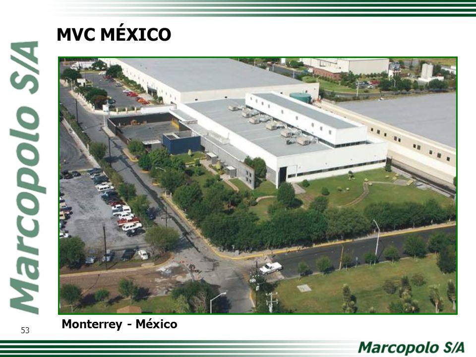 MVC MÉXICO Monterrey - México 53