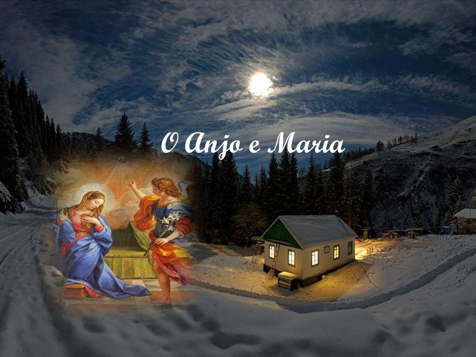 O Anjo e Maria