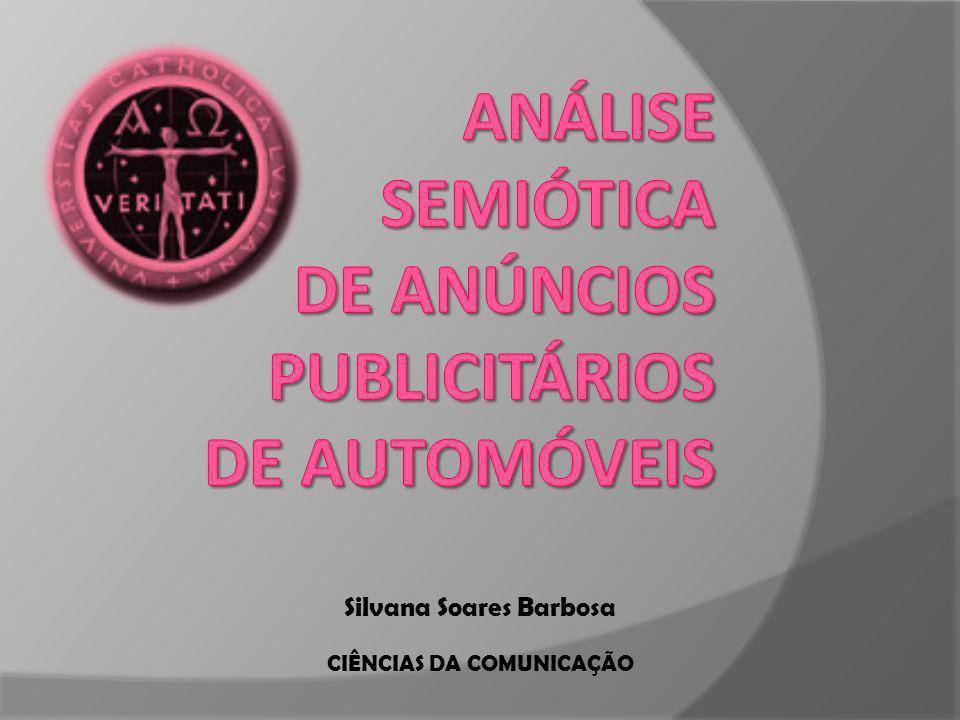 Silvana Soares Barbosa CIÊNCIAS DA COMUNICAÇÃO