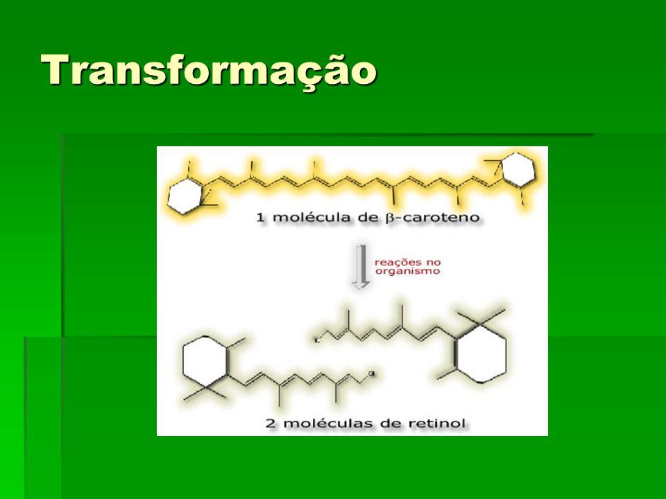 Função É um antioxidante, que retira do organismo os radicais livres diminuindo a incidência de doenças crônicos degenerativas (câncer), doenças cardiovasculares e catarata.