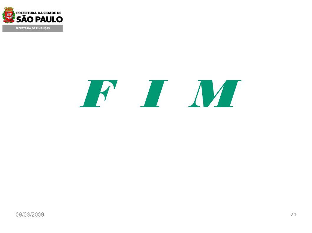 F I M 24 09/03/2009