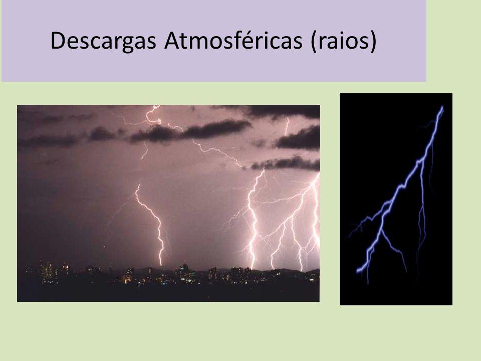 Descargas Atmosféricas (raios)