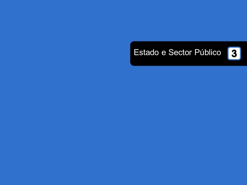 Estado e Sector Público